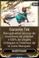Garantie Tek