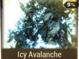 Icy Avalanche