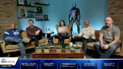 Warframe Devstream 122