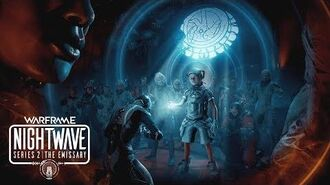 Warframe Nightwave - The Emissary Cinematic 2-0