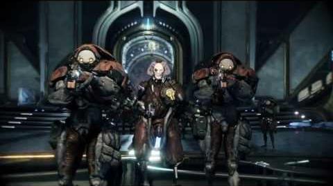 The Call - Warframe PS4 - E3 Trailer