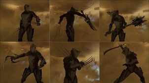 Warframe - All Melee 3