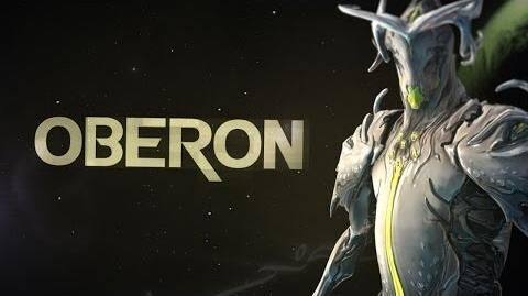 Warframe Profile - Oberon-1