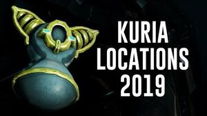 All Kuria Locations w Timestamps & Missions! (Warframe)