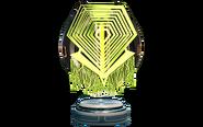 Orbiter#Syndicate Sculptures#Glassmaker Ornament
