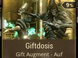 Giftdosis
