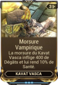 Morsure Vampirique