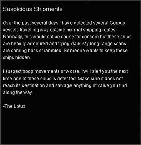 SuspiciousShipments