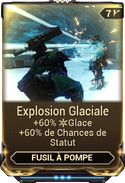 Explosion Glaciale