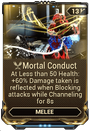 MortalConduct
