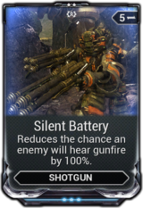 Silent Battery
