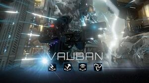 Warframe Vauban