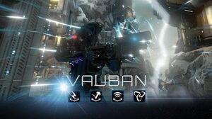Warframe Vauban