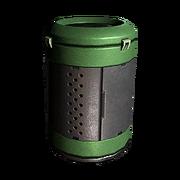 BiogasBarrel
