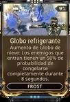 Globo refrigerante