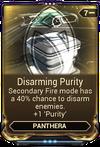 DisarmingPurityMod