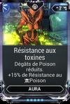 Résistance aux Toxines