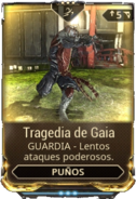 Tragedia de Gaia