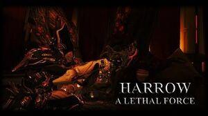 WARFRAME - Harrow Showcase
