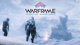 Warframe Operation Buried Debts - Available now on PC!
