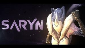 Warframe Profile - Saryn