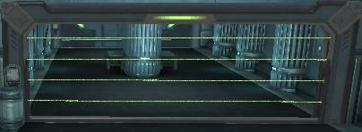 Лазерный барьер
