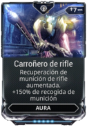 Carroñero de rifle