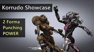 Quick Korrudo Showcase (2 Forma w Condition Overload)