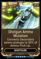 ShotgunAmmoMutationMod