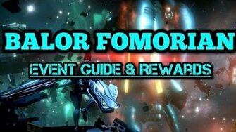 Balor Fomorian Easy Guide Warframe Event Guide