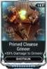Primed Cleanse Grineer