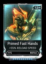 PrimedFastHands