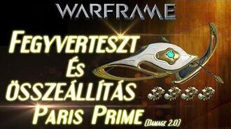 Warframe Beta - Paris Prime (HD)(HUN)