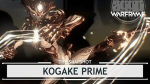 Warframe Kogake Prime, The Perfect Pounding thesnapshot