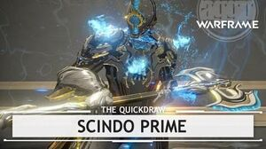 Warframe Scindo Prime, Rock Out With Your Out! thequickdraw