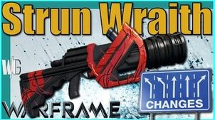 STRUN WRAITH CHANGES Update 18