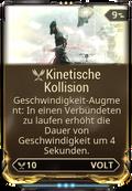 Mod Conclave KinetischeKollision