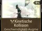 Kinetische Kollision
