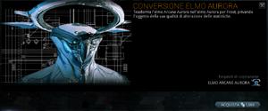 Schema Conversione Arcane