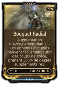 BouquetRadial