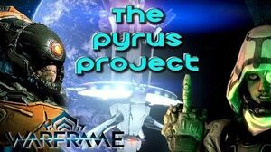 THE PYRUS PROJECT - Saving Earth's Relay from Sargas Ruk
