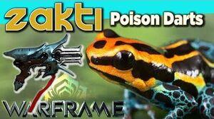 ZAKTI SPOTLIGHT - Poisonous Farts 3 forma - Warframe