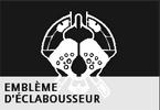 Embleme eclabousseur