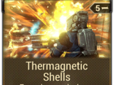 Thermagnetic Shells