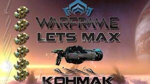 Lets Max (Warframe) E38 - Kohmak