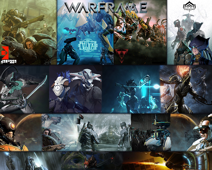 The Big World of Warframe