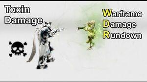 WDR 7 Toxin Damage (Warframe)