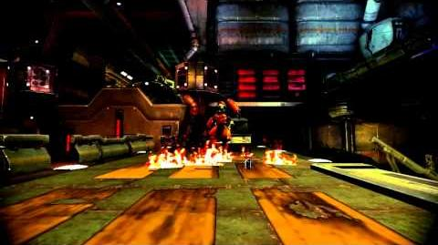 "Warframe - Matando Boss de Saturno ""General Sargas Ruk"" Arma Soma-0"