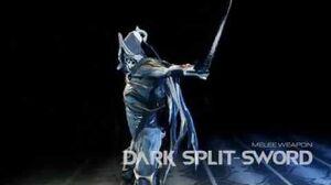 Tenno Reinforcements - Dark Split-Sword
