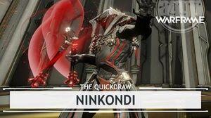 Warframe Ninkondi, Shockingly Hot Rods thequickdraw